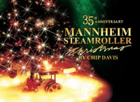 35th Anniversary Mannheim Steamroller Christmas, by Chip Davis